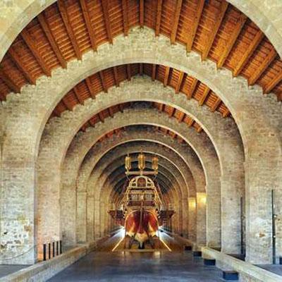 Arcos del MMB