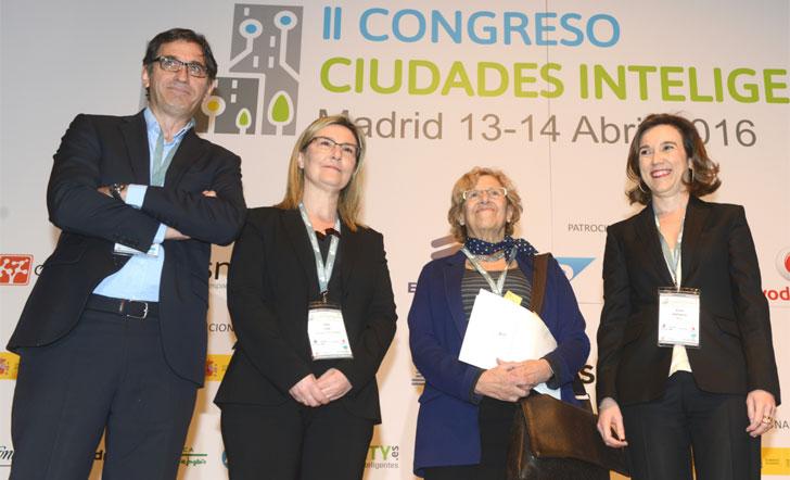 Participantes en la inauguración del Congreso