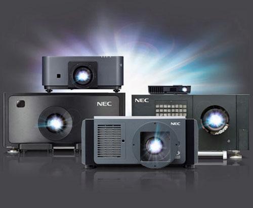 Proyectores NEC