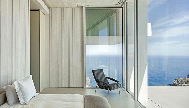 Dormitorio Casa Sardinera