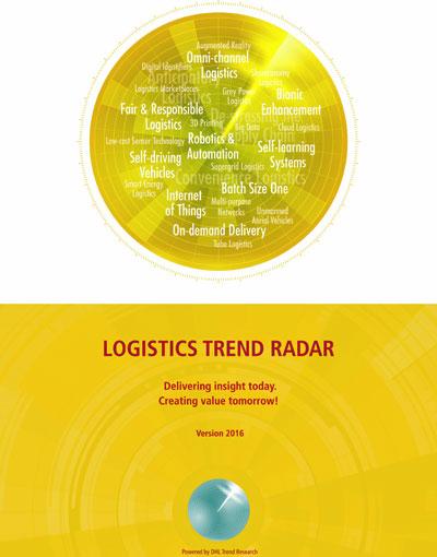 Informe Logistics Trend Radar