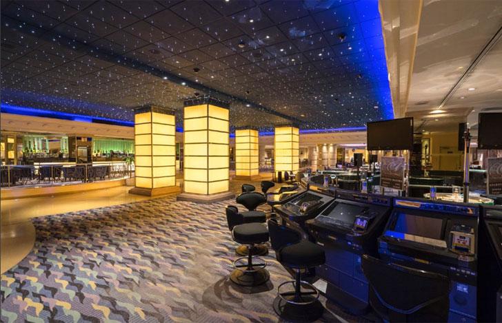 Iluminaci N Regulable Con Led Para Los Juegos Del Casino