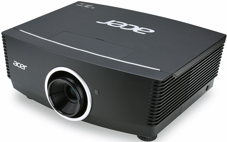 Proyector serie F7
