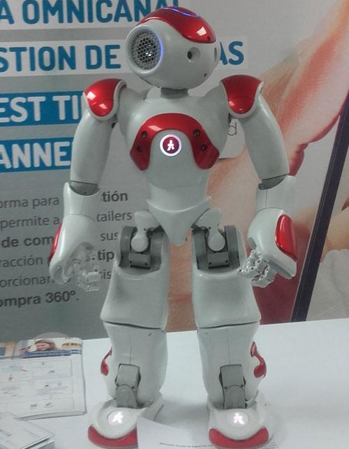 Robot Mercurio