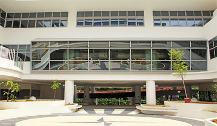 Edificio oficinas Singapur