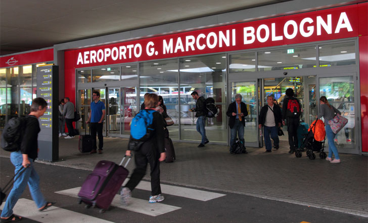 Aeropuerto Bolonia