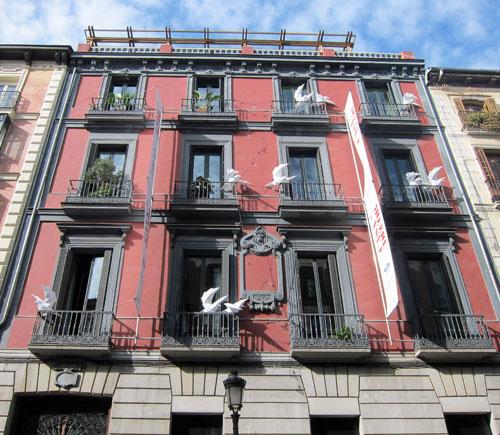 Casa Palacio Atocha