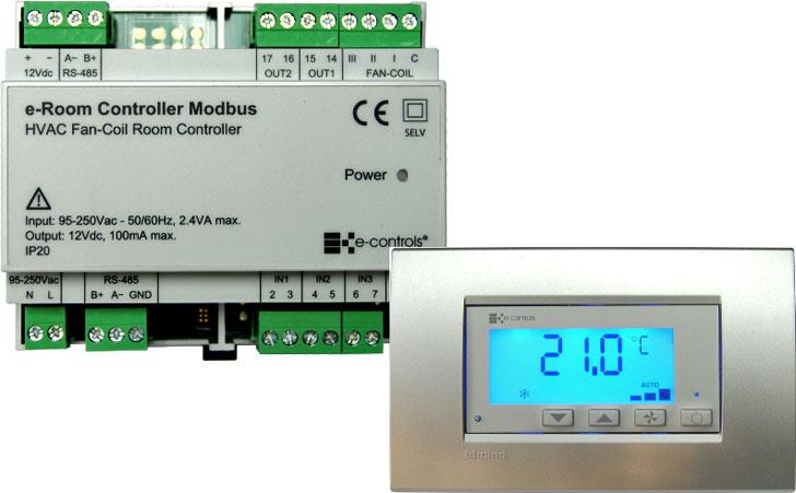 e-Room Controller 3E/5S Modbus