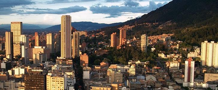 Entidades bancarias en Bogotá