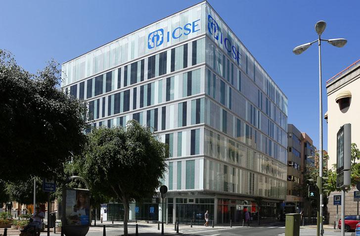 Exterior Edificio ICSE
