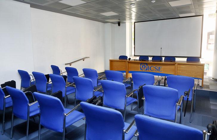Salas de conferencias de ICSE