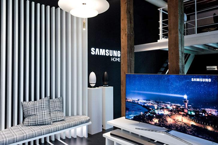 Samsung Home en CasaDecor