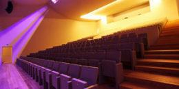 Monitorización remota del nuevo teatro de Llinar del Vallès