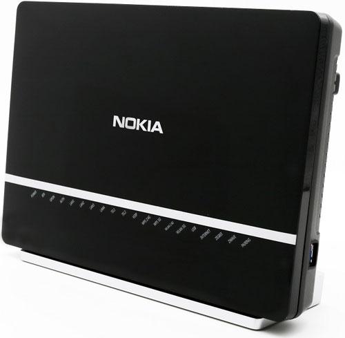Solución para el Hogar Inteligente de Nokia