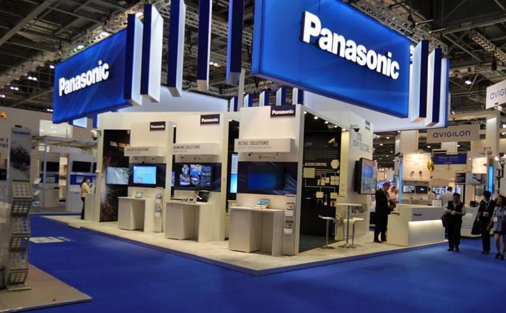Panasonic en IFSEC