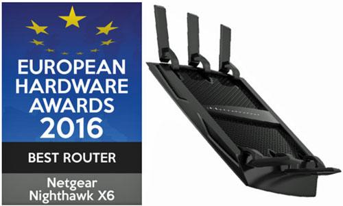 Router Nighthawk X6 NETGEAR