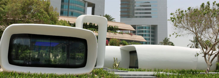 Oficina del futuro de Dubai con tecnología de ABB