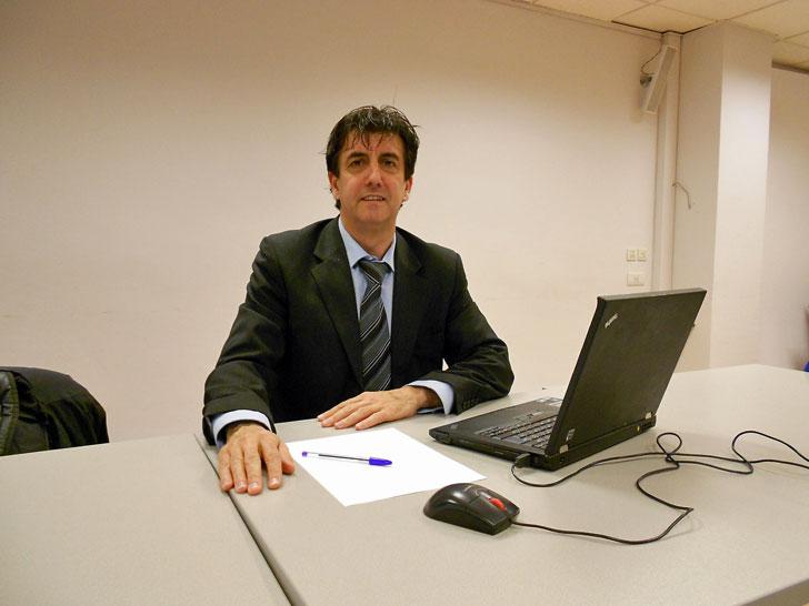 Julián Antón, expresidente de CEDOM