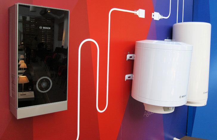 Termo eléctrico Bosch Tronic