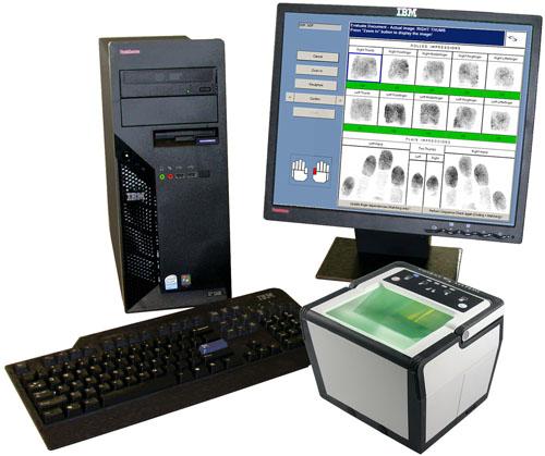 Sistemas de biometría