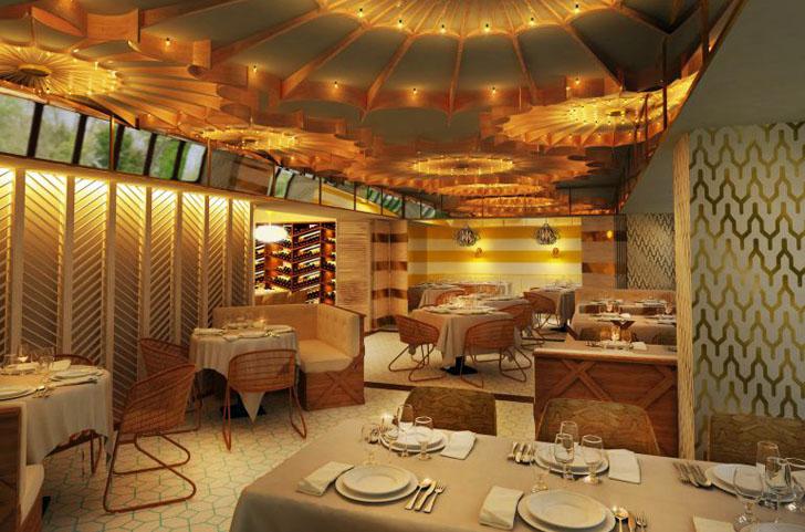 Restaurante Benares, premio a la Mejor Instalación Domótica 2015