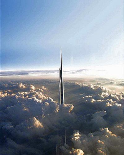 Torre Burj Khalifa en Dubai