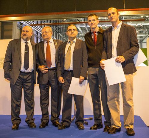 Premios Eficiencia Energética en Edificios en MATELEC 2014