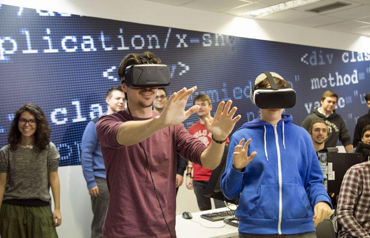 Uso de las gafas de Realidad Virtual en el proyecto CicerOn