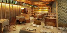 Gastronomía e iluminación se unen en el Restaurante Benares