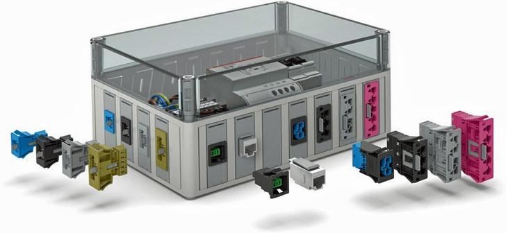 Winsta System Box de WAGO