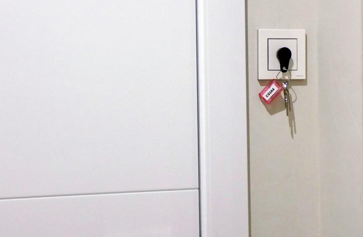 Control de accesos con iButton