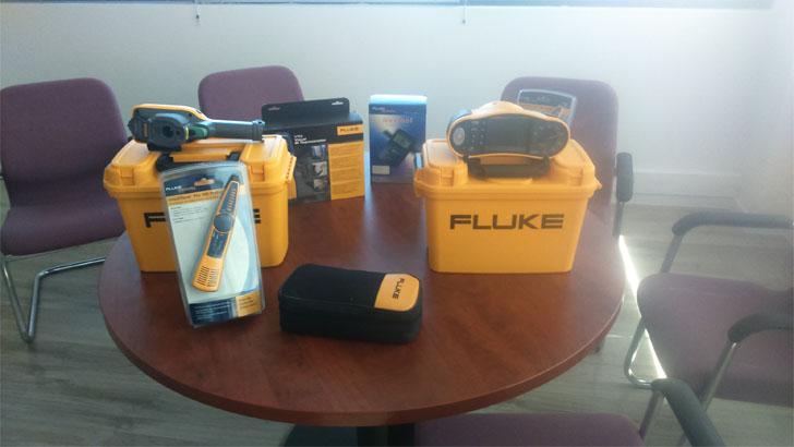 Equipos de medida de Fluke