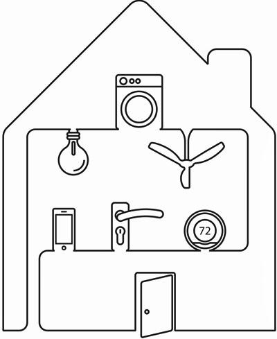 Conectividad en el hogar