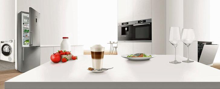 Cocina inteligente de Bosch
