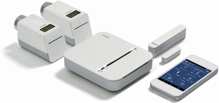 Dispositivos para la Smart Home