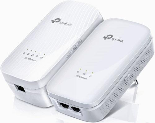 Dispositivos PLC Wi-Fi AC1200 TL-WPA9610