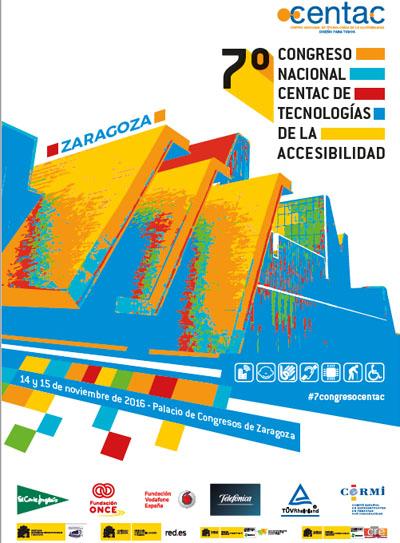 7ª Congreso Nacional CENTAC de Tecnologías de la Accesibilidad