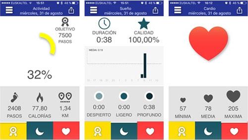 App SPC SMARTEE para los wearables SPC