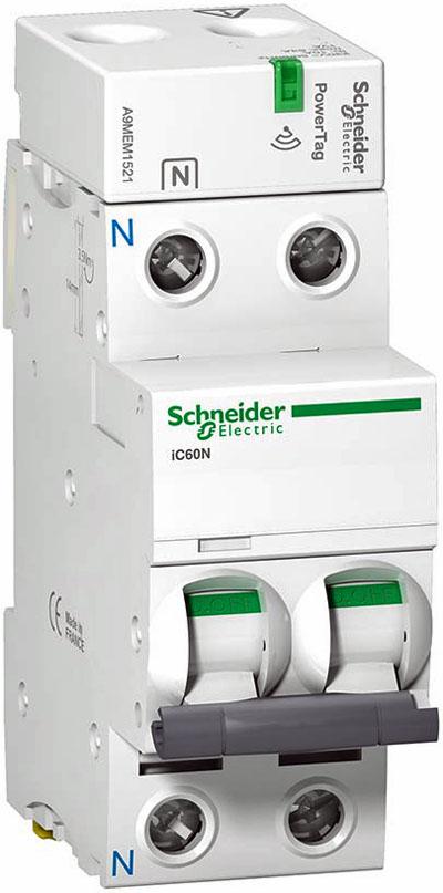 Sensor PowerTag de Schneider Electric