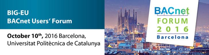 Foro BACnet Barcelona