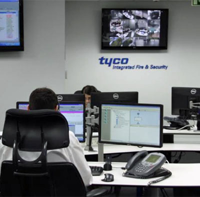 Videovigilancia como servicio de Tyco Integrated Fire & Security