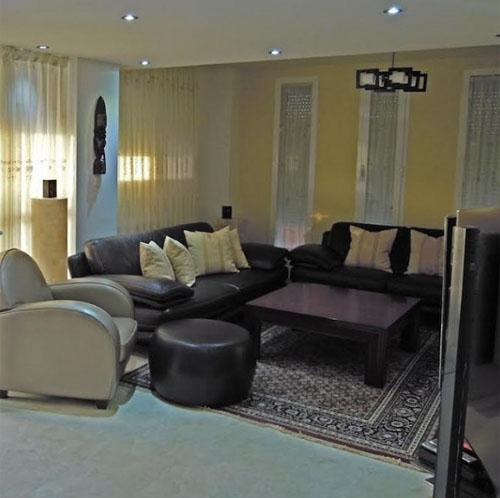 Fancoils en el interior de la vivienda con Sistema Smart Home de Loxone