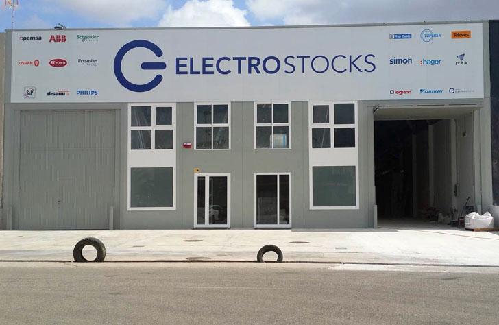 Nueva sede Cartagena Grupo Electro Stocks