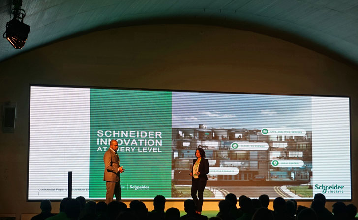 Encuentro anual EcoXpert de Schneider Electric