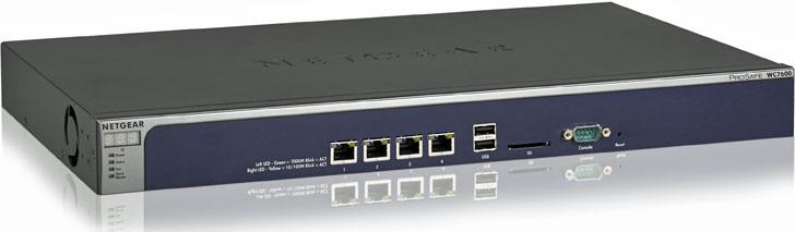 Controlador inalámbrico WC7600 Premium de NETGEAR