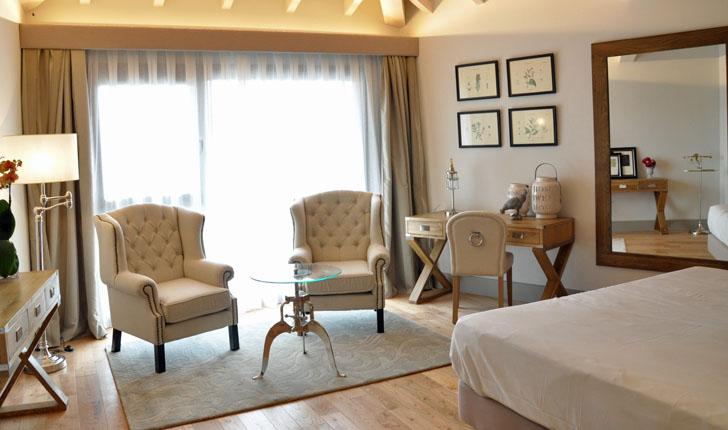 Habitación Hotel Rural Puebloastur