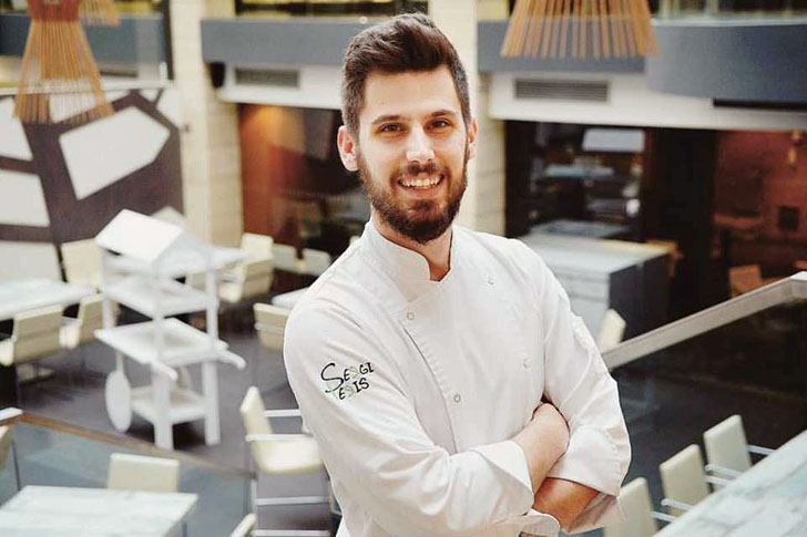 Sergi Peris Navarro, fundador del restaurante Sergi Peris Gastronomic