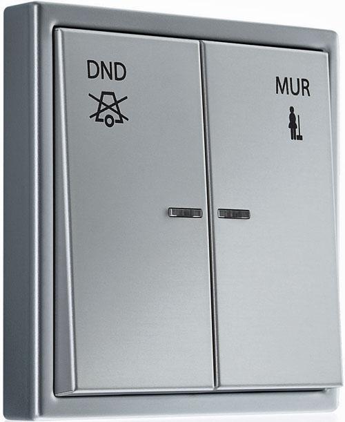 Dispositivo de control domótico KNX de Jung