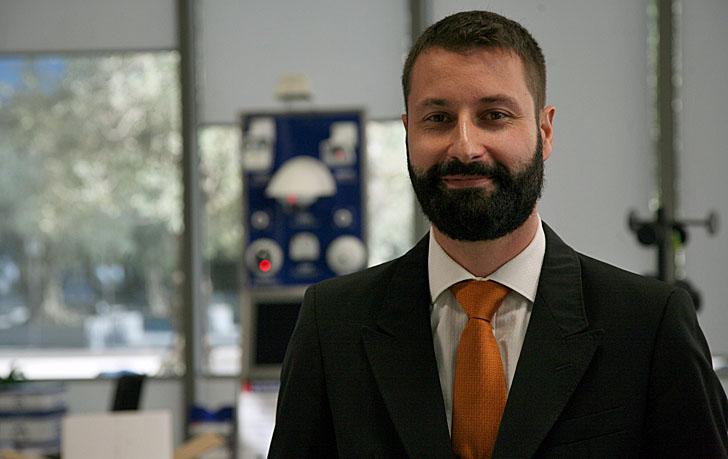 Alfredo Gutiérrez, Business Development Manager para Iberia en MOBOTIX AG