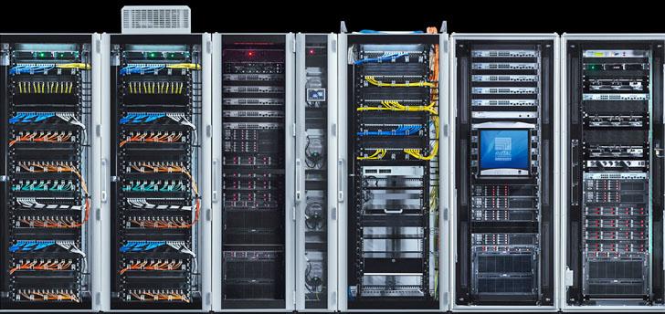 Racks para infraestructura TI de Rittal